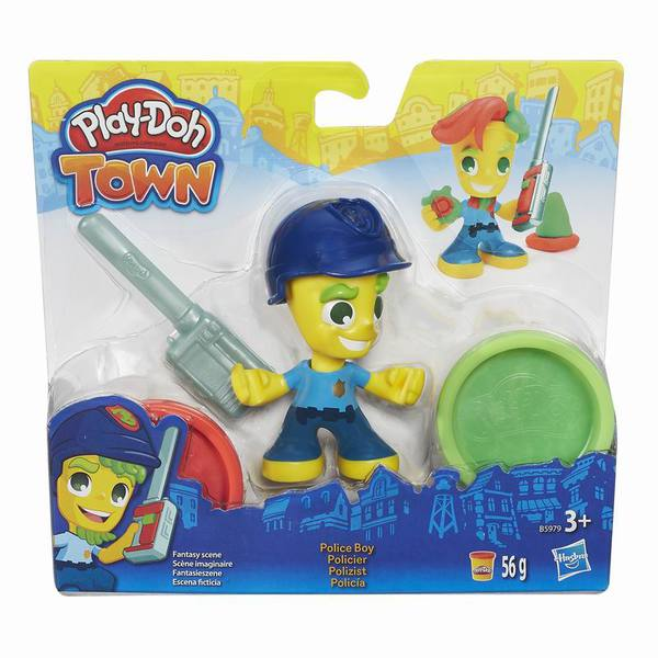 Творч Play-Doh Фигурки в ассорт. + пластилин