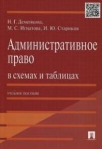 Административное право в схемах и таблицах: Учеб .пособие