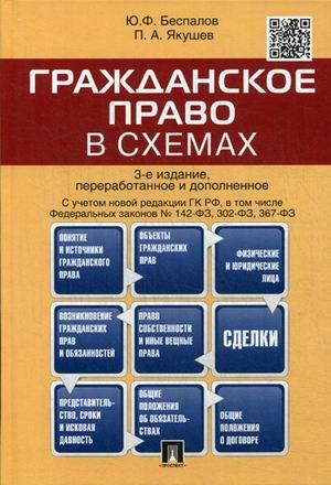 Гражданское право в схемах: Учеб. пособие