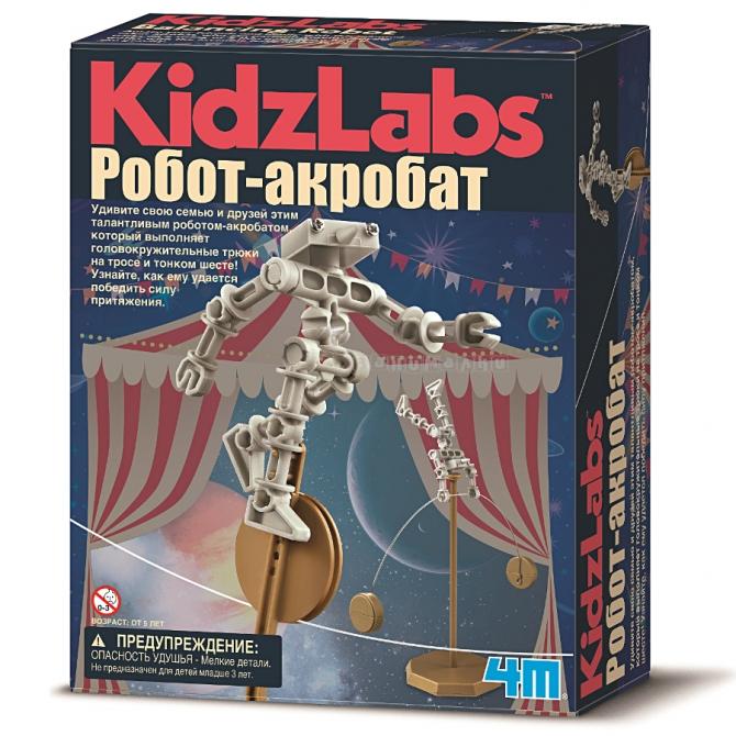 Набор для исследования Робот акробат