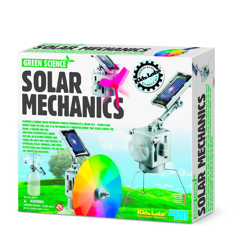 Набор для исследования Солнечная механика