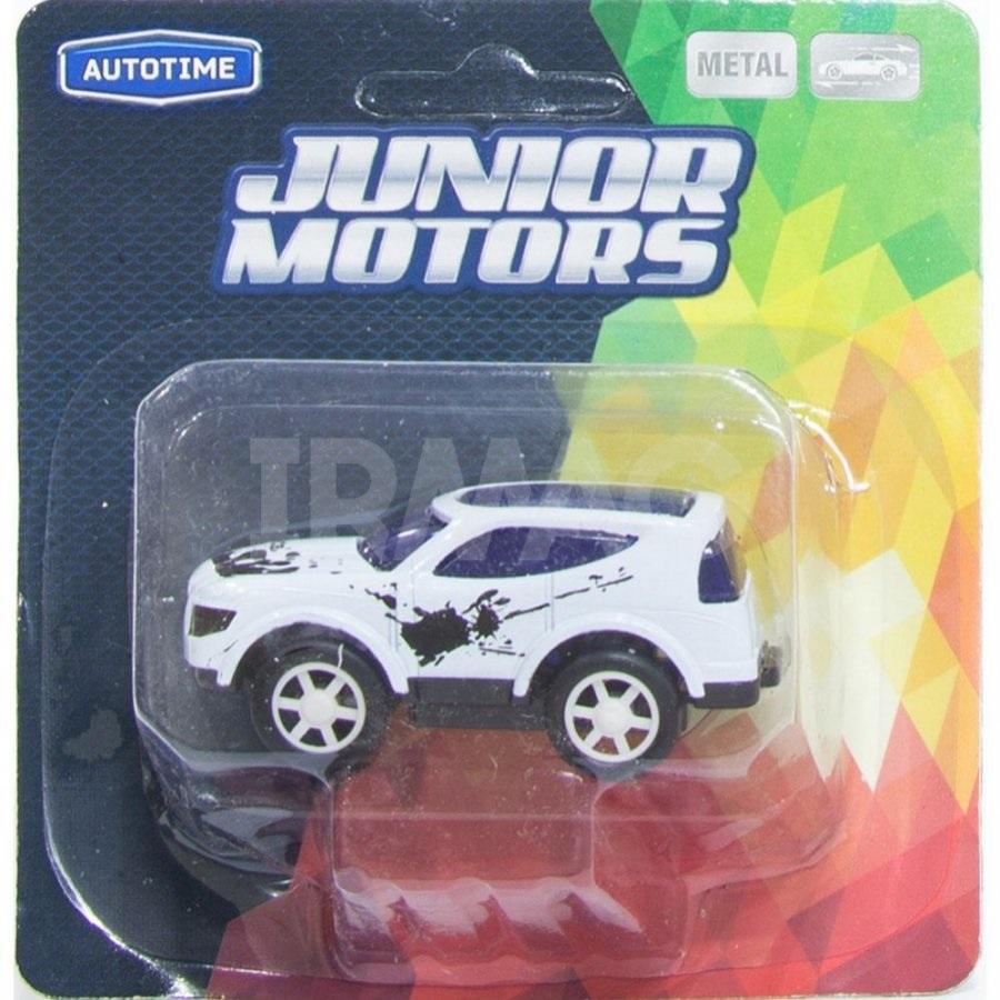 Машина Cartoon Offroad Car 1:60, в ассортим. 6см