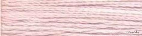 Мулине 8м. (хлопок 100%) розовый