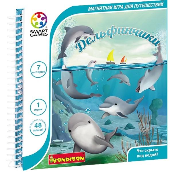 Игра Магнитная Дельфинчики: для путешествий