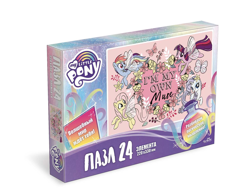 Пазл 24 Origami 05799 Муза
