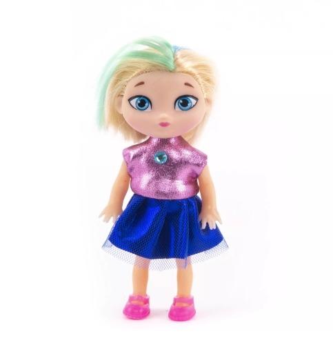 Кукла Сказочный патруль Мини-кукла Снежка 10см