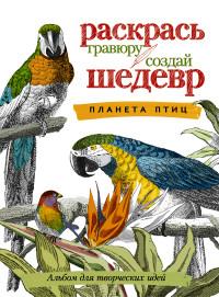 Планета птиц: Альбом для творческих идей