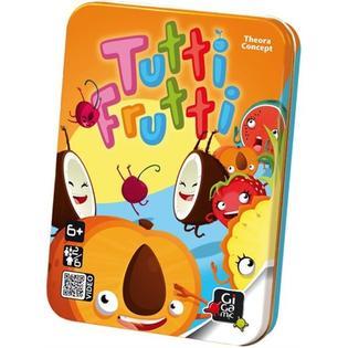 Настольная Тутти Фрутти (Tutti Frutti)