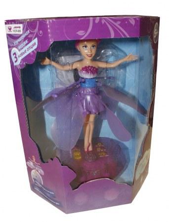 Кукла Летающая фея (управление пультом или ладонями)
