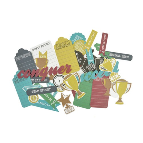 Творч Набор декоративных элементов Спортивные награды