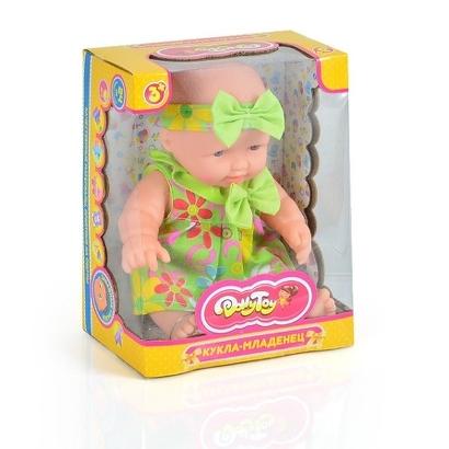 Кукла Пупс Маленькая умничка 24 см.