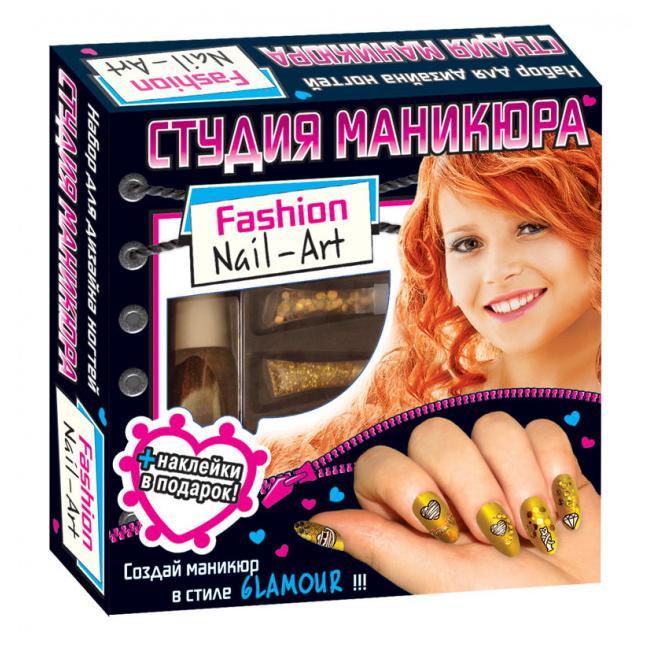 Студия маникюра Fashion Nail-Art Гламур