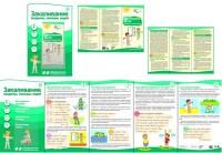 Закаливание детей воздухом, солнцем, водой: Ширмочки информационные (с плас