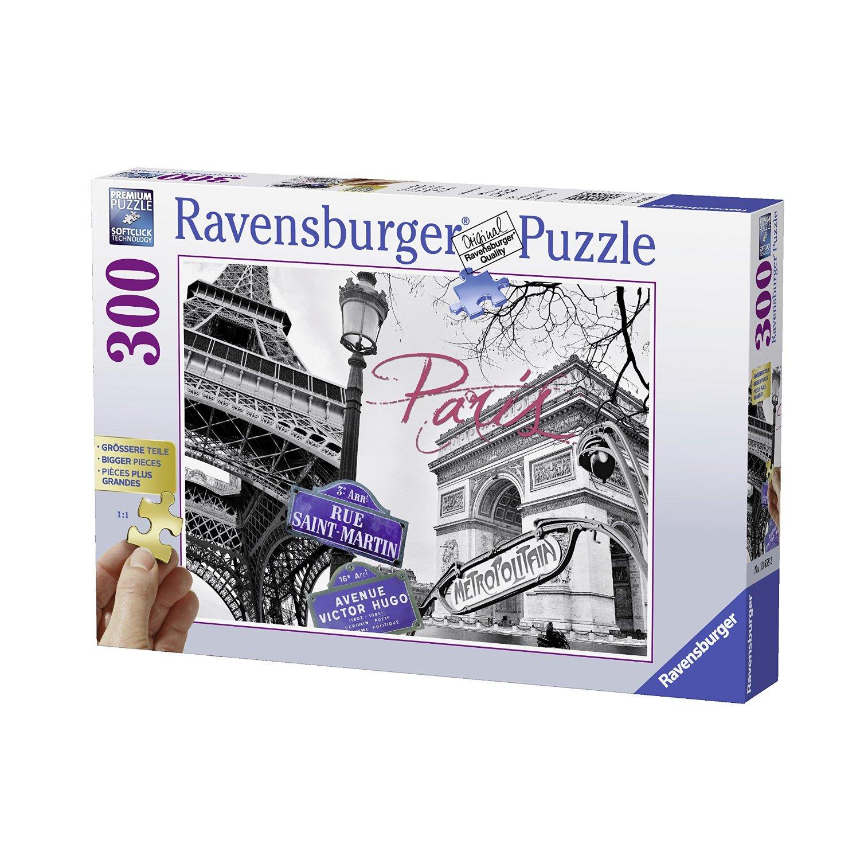 АКЦИЯ19 Пазл 300 Ravensburger 136582 Мой Париж