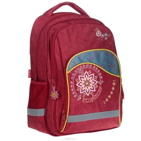 Рюкзак школьный Hatber SOFT-Lotos-