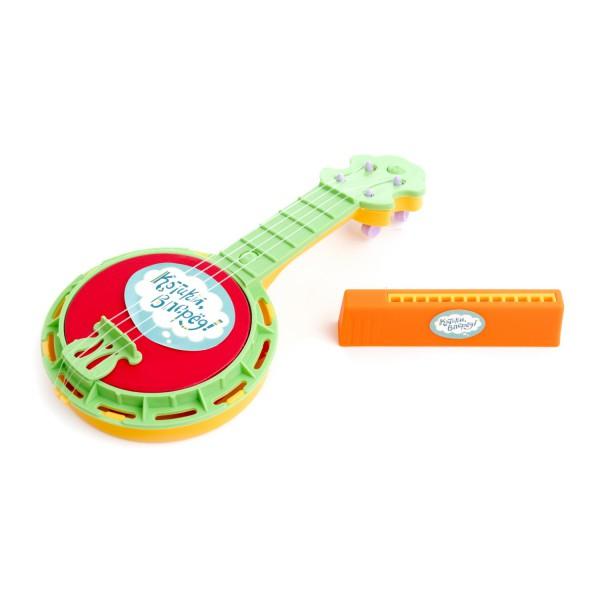 Игрушка НАбор Банджо и гармошка малая