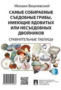 Самые собираемые съедобные грибы, имеющие ядовитых или несъедобных двойник