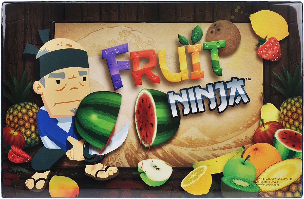 Коврик настольный А3 Fruit Ninja