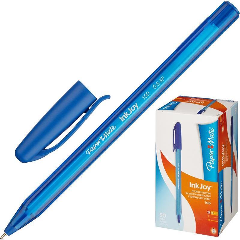 Ручка шариковая Paper Mate Ink Joy ассорти 1,0мм