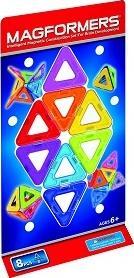 Конструктор магнитный Магформерс Треугольники 8 дет.