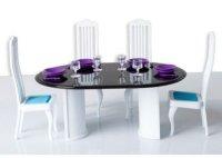 Набор мебели д/кукол Столовая Конфетти