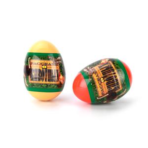 АКЦИЯ19 Игр из ПВХ Птица в ассортим. в яйце