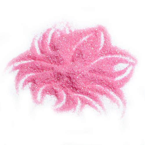 Блестки декоративные Перламутровый розовый 25гр