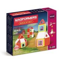 АКЦИЯ-20 Игр Конструктор магнитный Магформерс Build Up Set 50 дет.