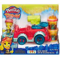"""Творч Play-Doh Город """"Пожарная машина"""" + пластилин"""