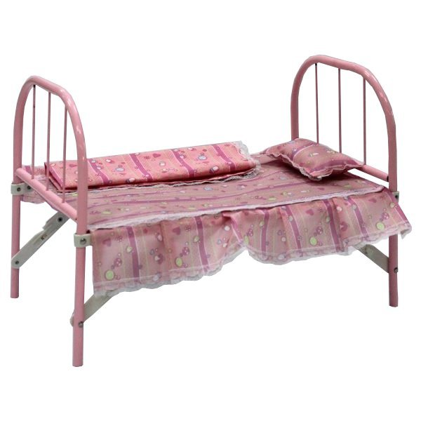 Кроватка для куклы 49х28х34,5см.