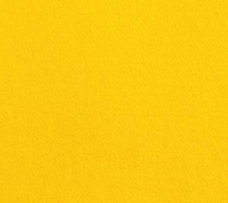 Фетр лист 20*30см 1,4мм желтый