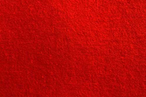 Фетр лист 30*45см 1,4мм красный