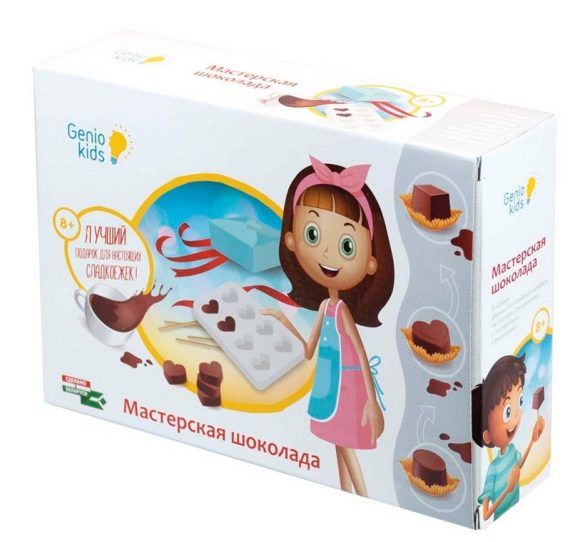 Творч Мастерская шоколада