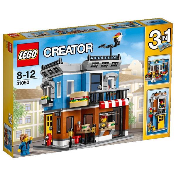 Конструктор Lego Криэйтор Магазинчик на углу