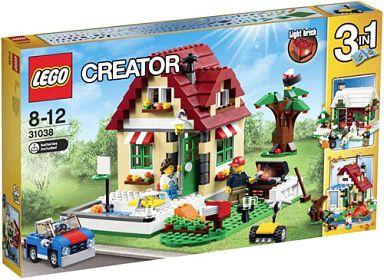 Конструктор Lego Криэйтор Времена года