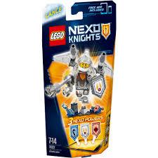 Конструктор Lego Nexo Knights Ланс - абсолютная сила