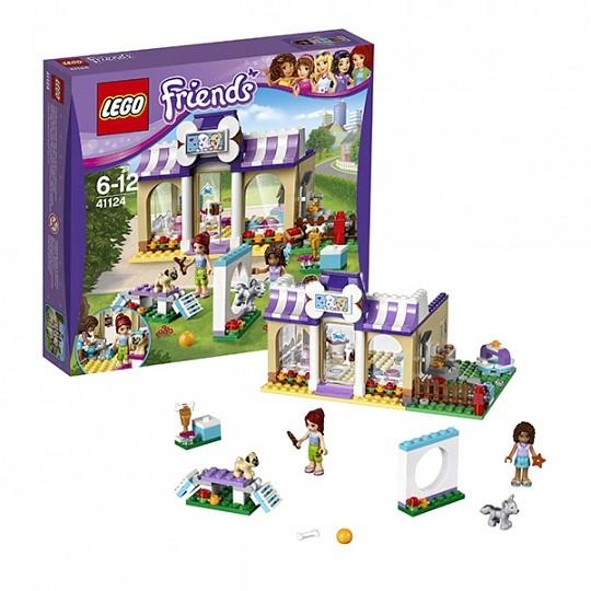 Конструктор Lego Friends Детский сад для щенков