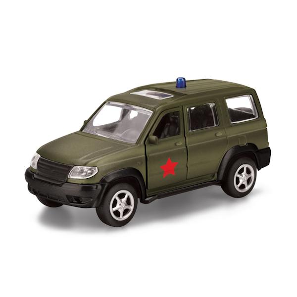 Машина УАЗ Патриот металл., инерц., открыв. двери