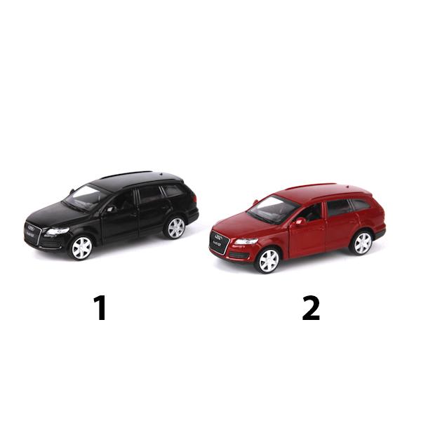 Машина Audi Q7 металл 1:43