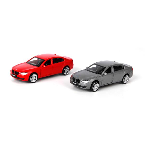 Машина BMW 760 металл., 1:43