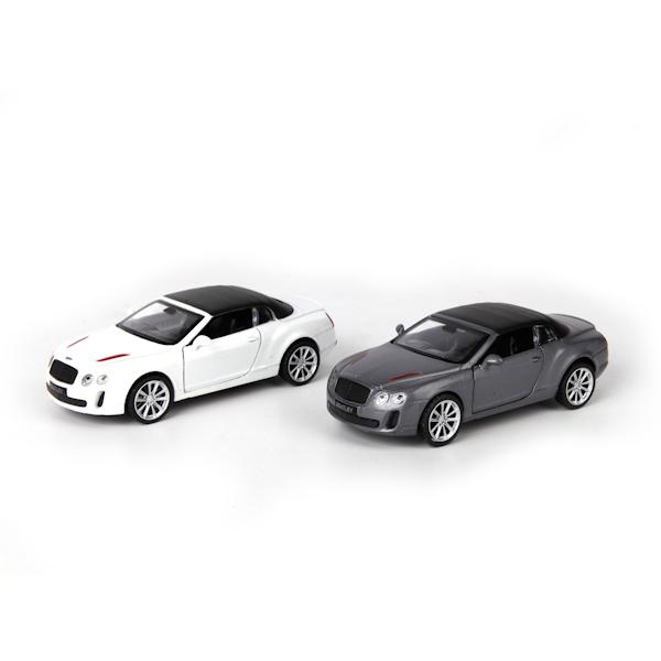 Машина Bentley continental 1:43 металл