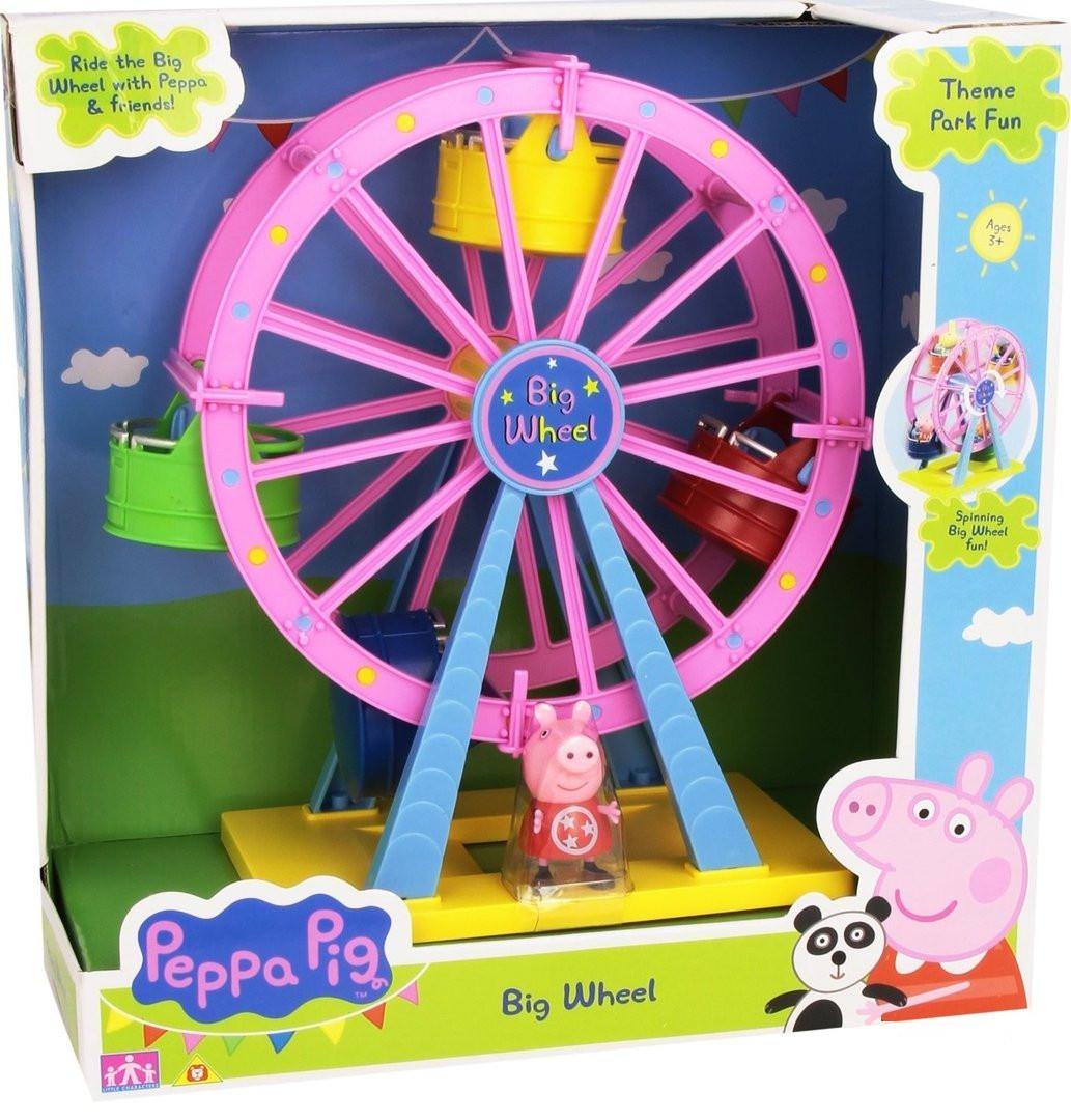 Набор Peppa Pig Луна Парк Колесо обозрения