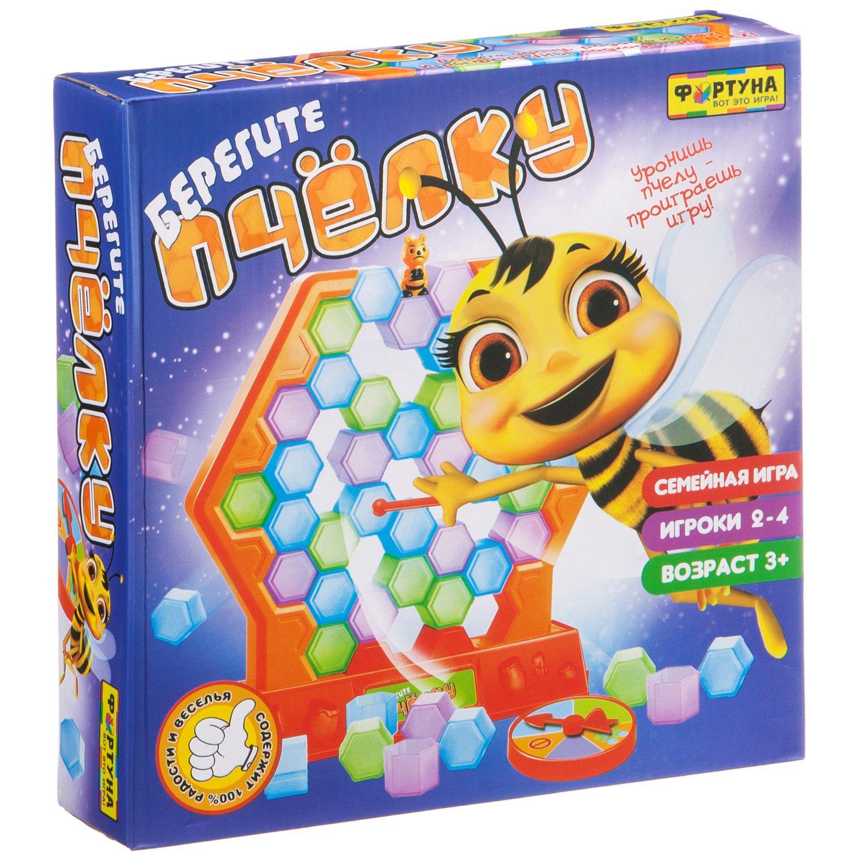 Игра Настольная Берегите пчелку