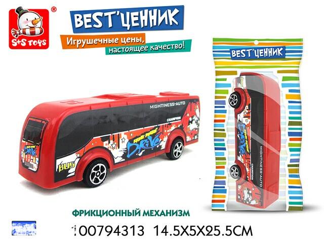 Автобус инерц.