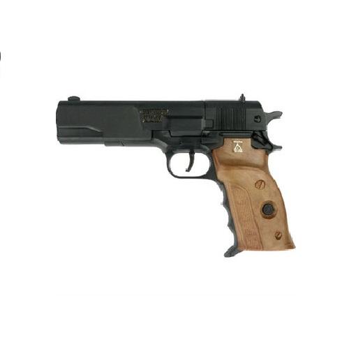 Пистолет Power man пласт