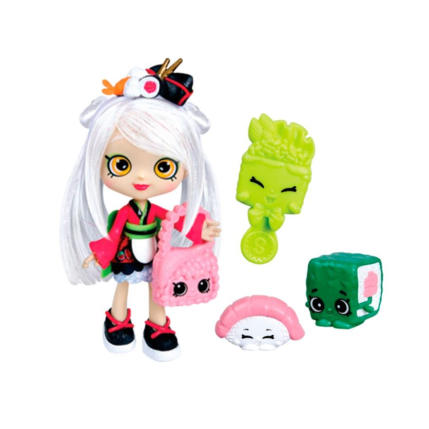 Набор Shopkins Кукла Сара-суши + аксесс.