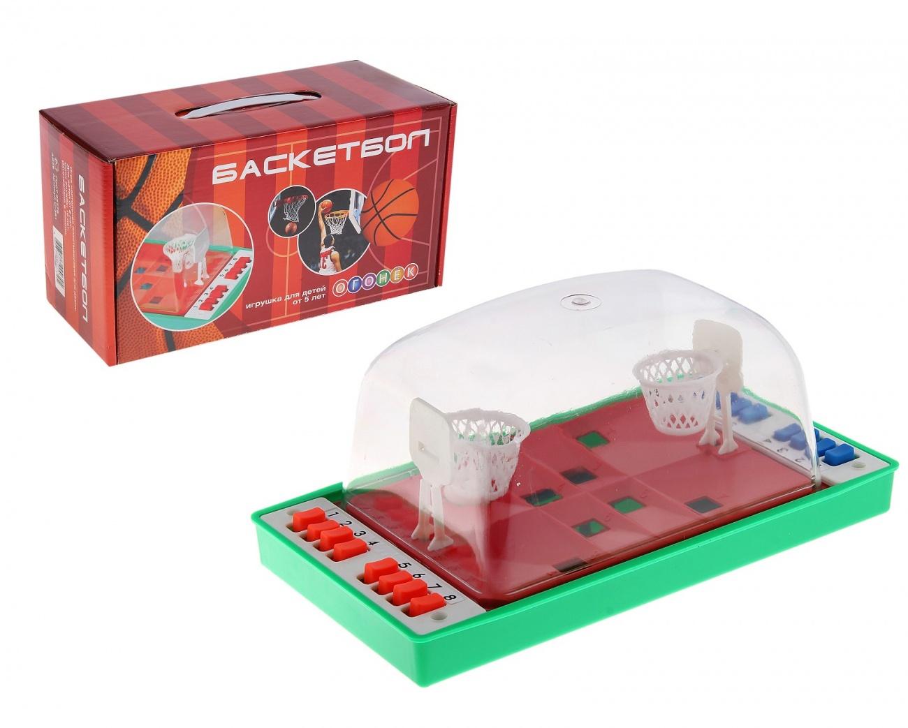 Настольная Баскетбол пластмас.