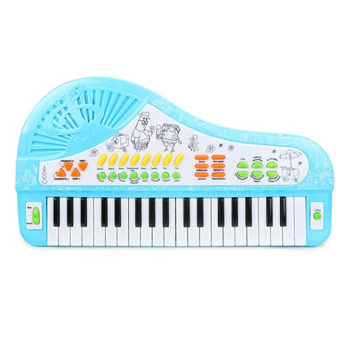 """Музыкальная Синтезатор-рояль Губка Боб """"Симфония радости"""""""