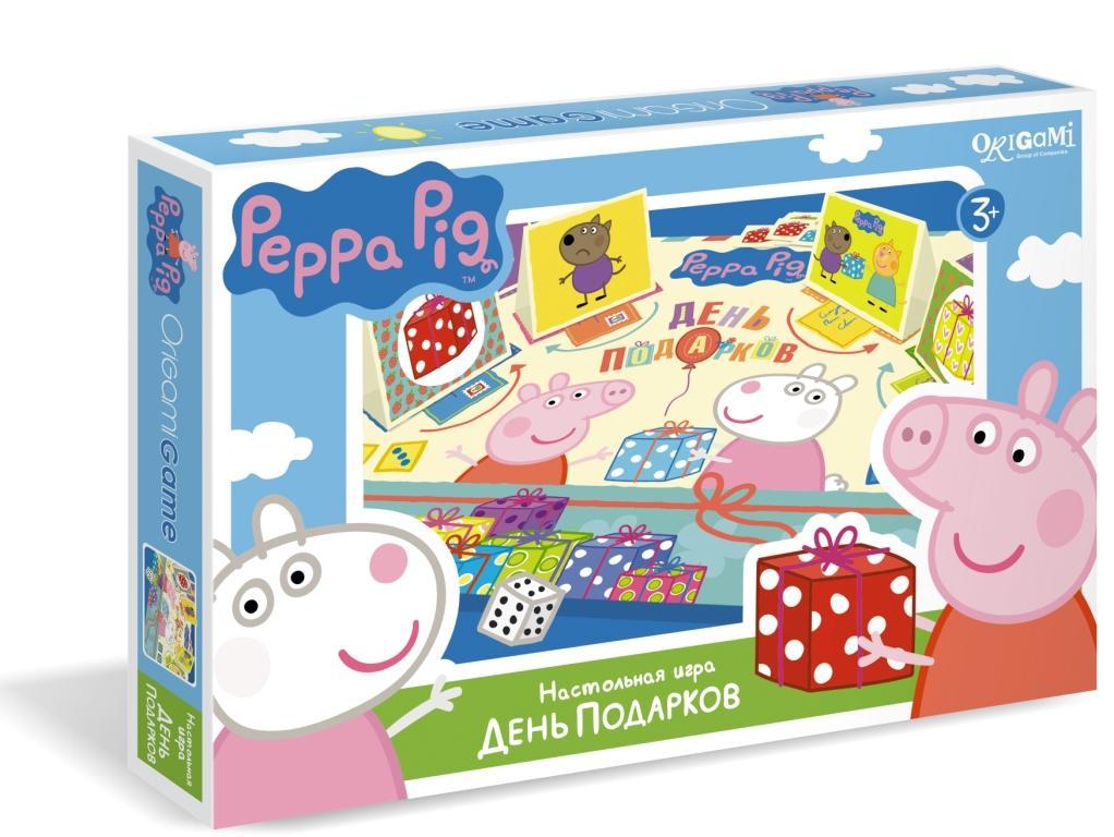 Игра Настольная Peppa Pig День подарков