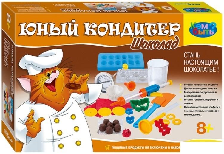 Набор Юный кондитер Шоколад